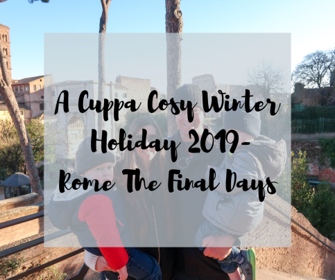 A Cuppa Cosy Winter Holiday - The Final Days
