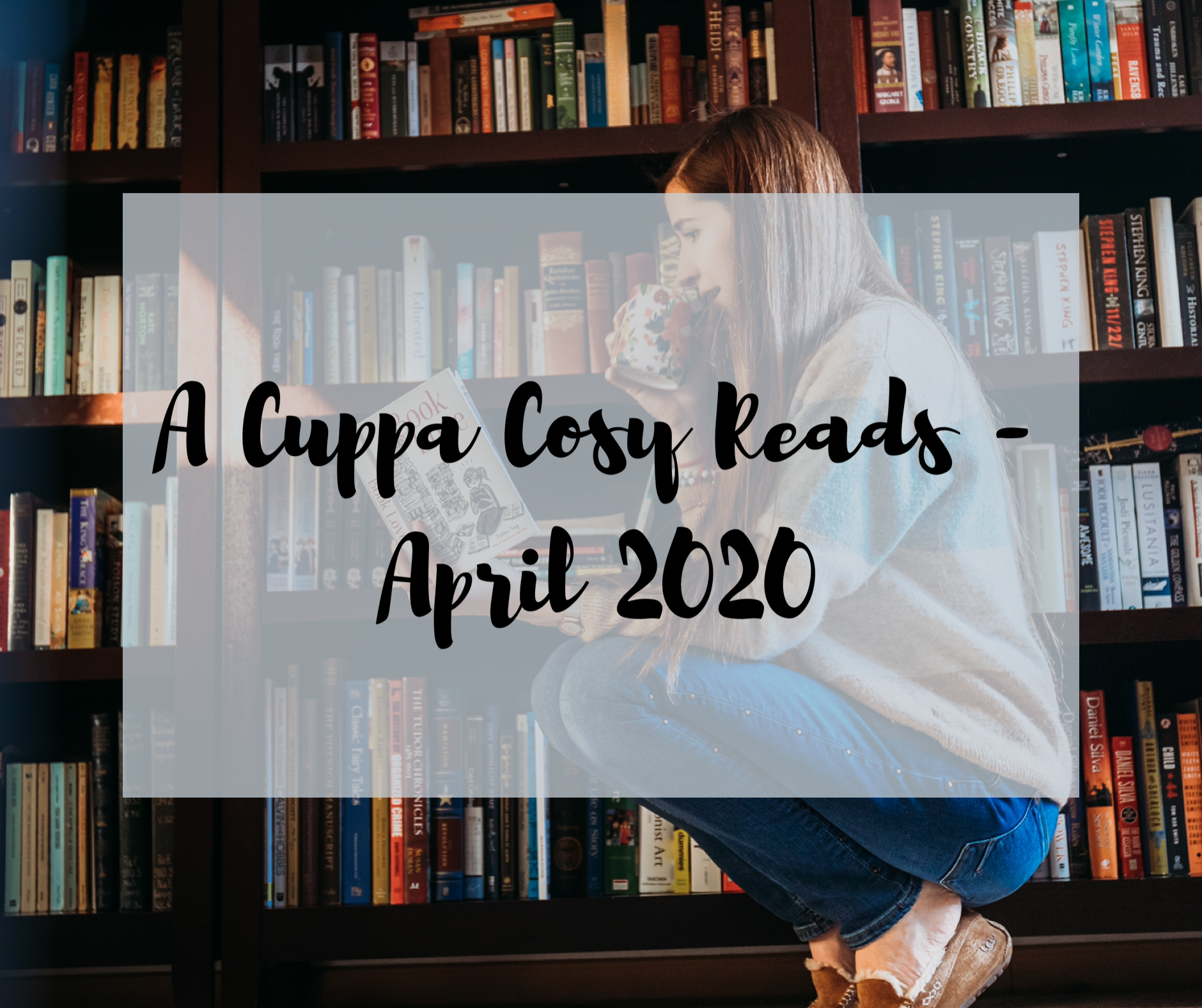 A Cuppa Cosy Reads - February 2021